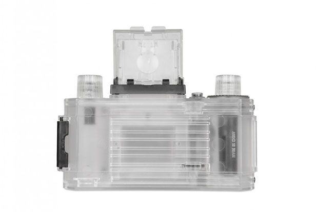 lomography transparent