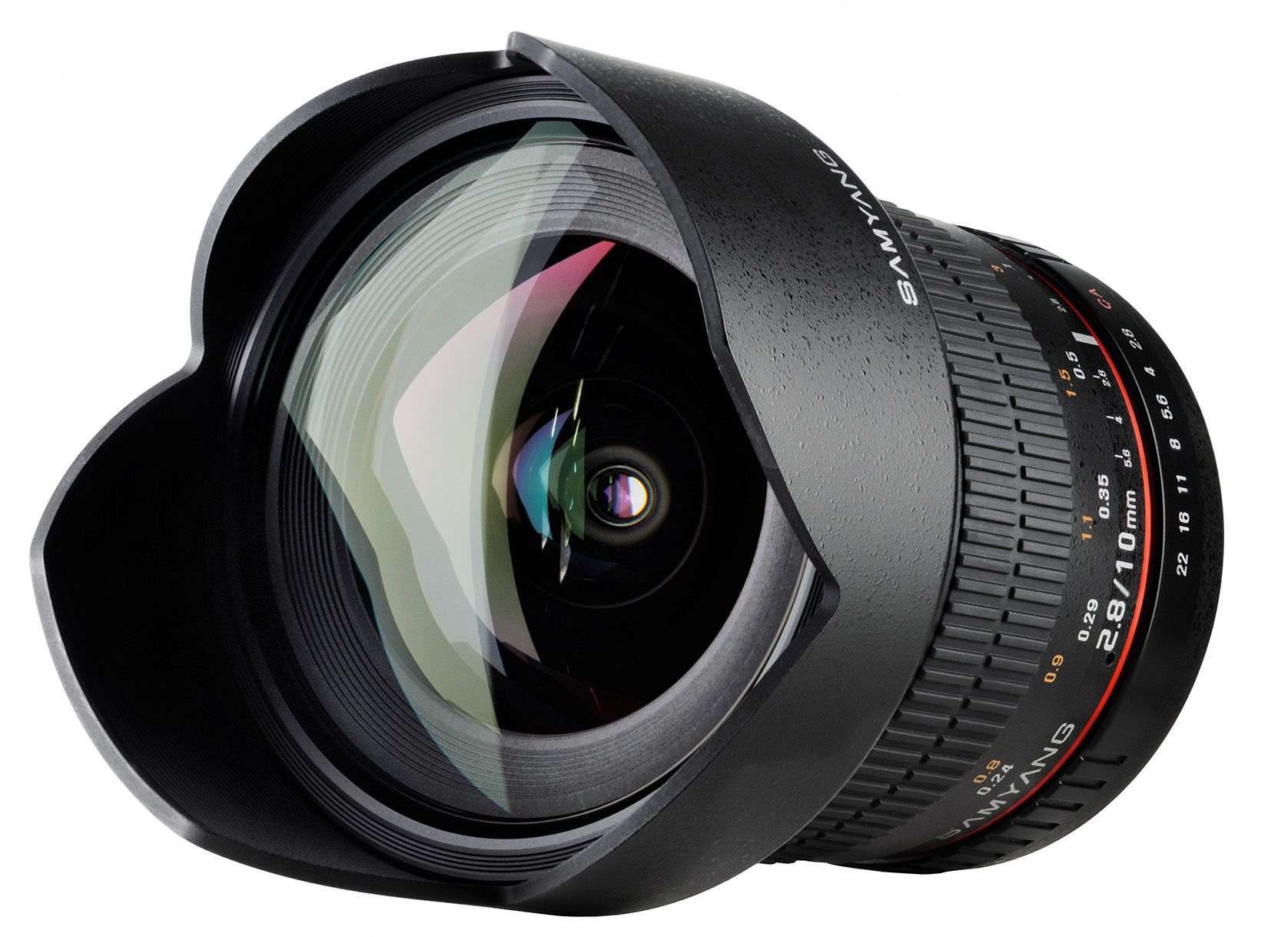 10mm F2.8 ED AS NCS CS Samyang