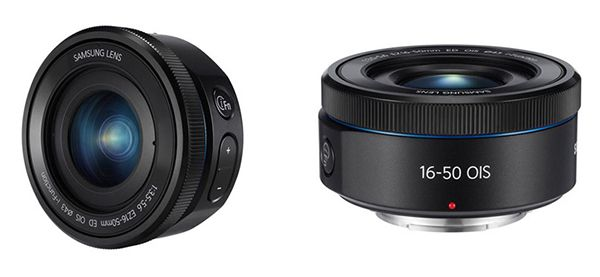 Samsung 16-50 mm f/3,5-5,6 PowerZoom ED OIS