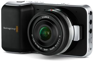 Blackmagic Design Pocket Cinema Camera test review