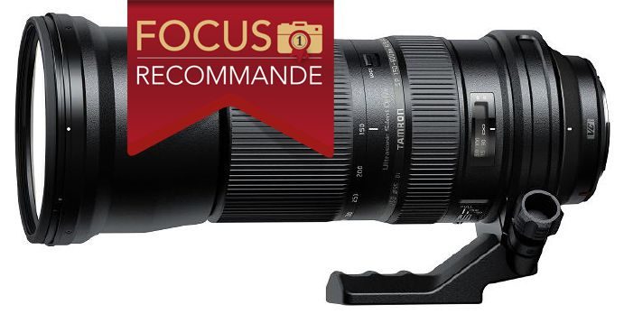 Tamron SP 150-600 mm f/5-6,3 Di VC USD