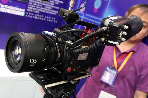 FilmArt 2014, Hong Kong, Phantom Flex4K