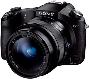 Sony RX10 test review