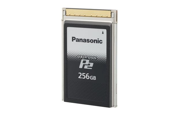 Carte mémoire Panasonic Express P2 256 Go