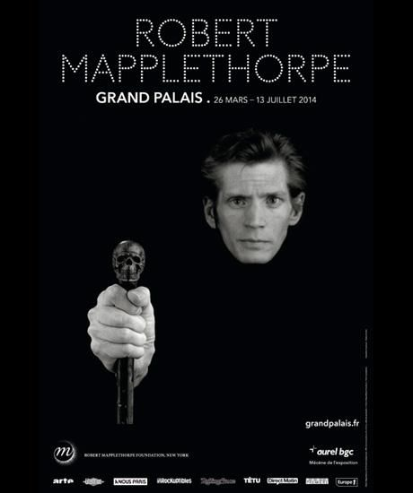 Robert Mapplethorpe, exposition au Grand Palais, 26 mars-13 juillet 2014