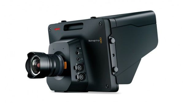 Blackmagic Design Studio Caméra