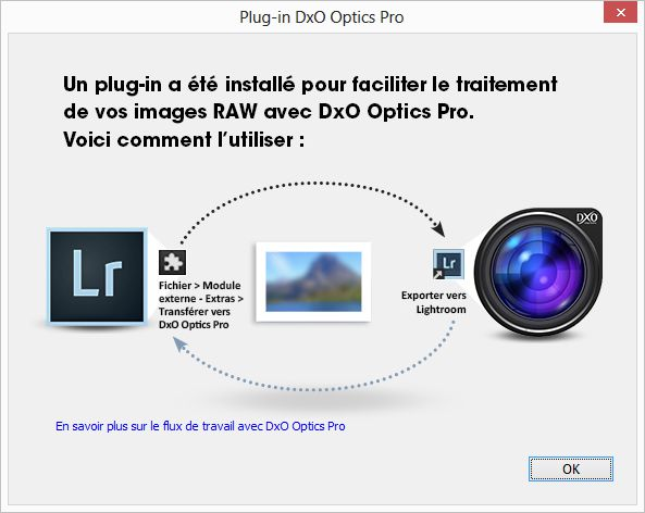 DxO Optics Pro 9.5 prise en main