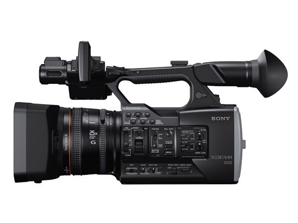 Caméscope de poing Sony PXW-X160