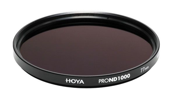 Filtre Hoya PROND 1000 à 10 intensités