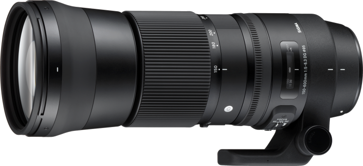 Sigma 150-600 mm f/5-6,3 DG OS HSM Contemporary Gamme C