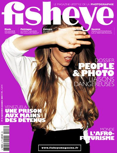 Fisheye numéro 8, magazine photo