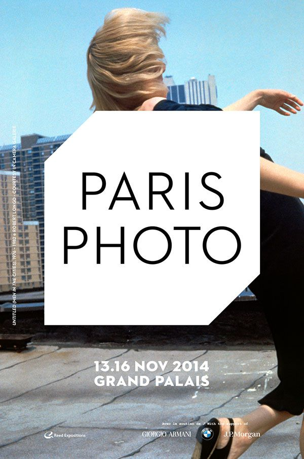 Paris Photo 2014, affiche