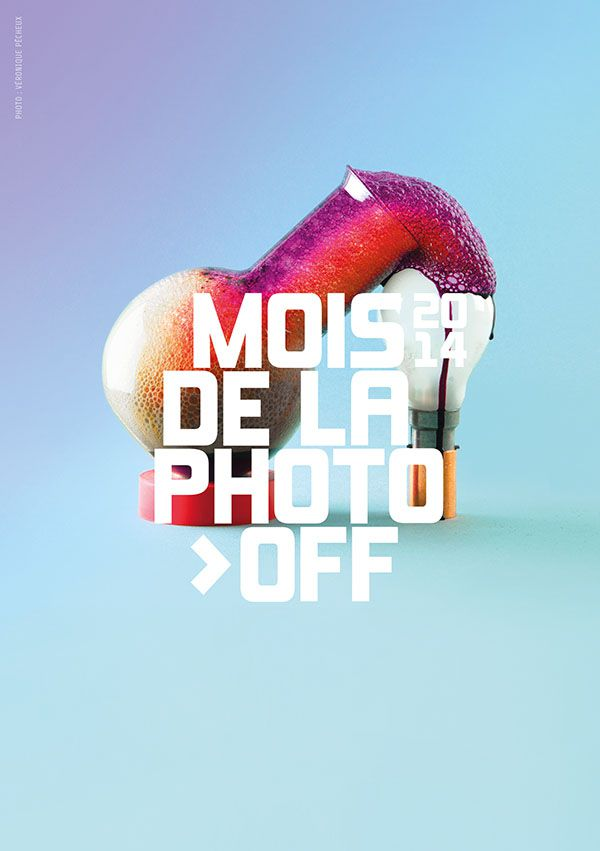 Mois-off de la photo 2014, Paris, affiche
