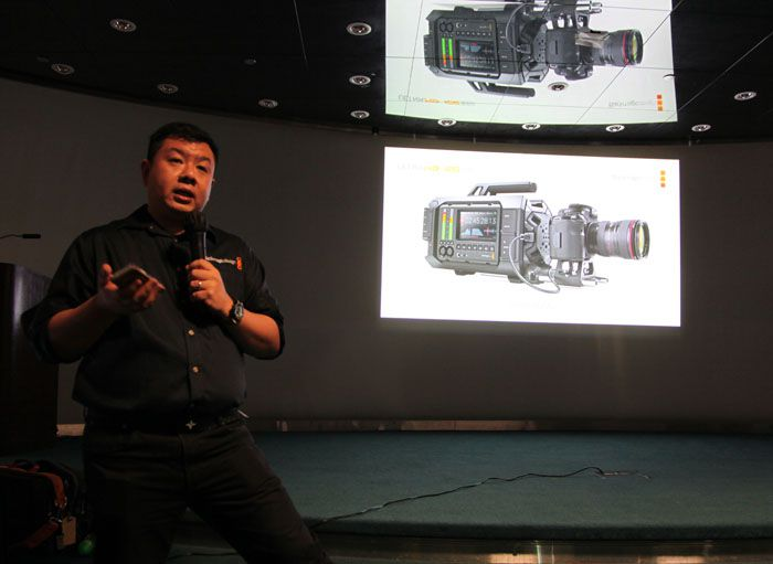 Blackmagic Design, Conference 2014, Hong Kong, nouveautés 2014-2015