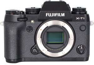 Fujifilm X-T1 test review