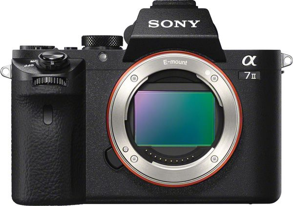 Sony A7 II test review