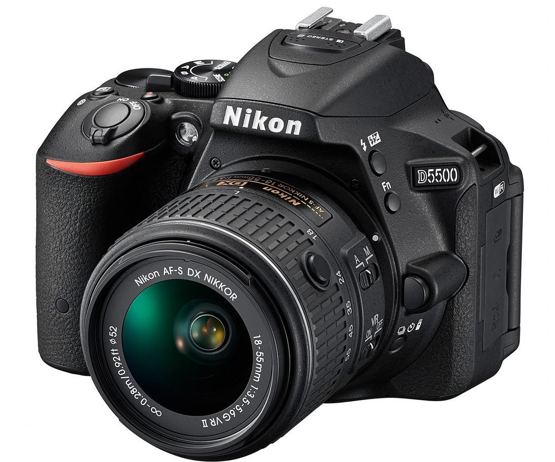 Nikon D5500 test review
