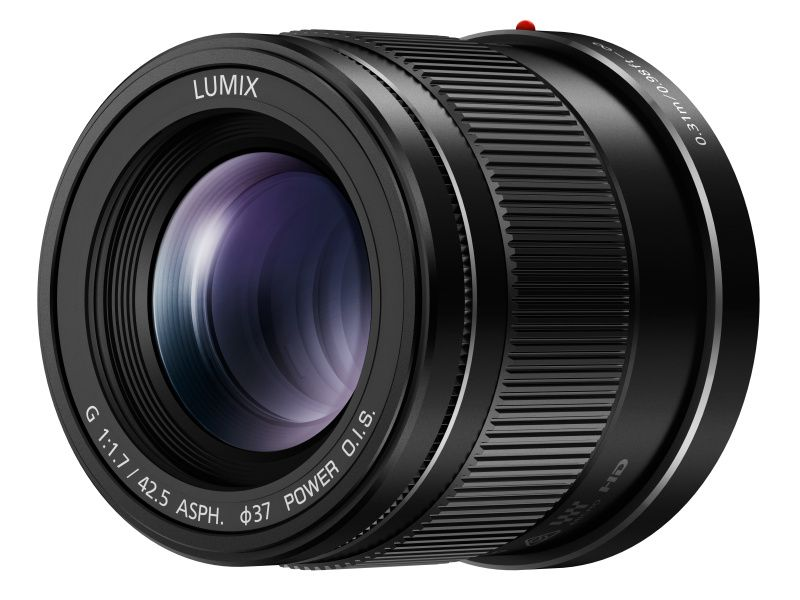 Panasonic 42,5mm F1.7 ASPH POWER OIS
