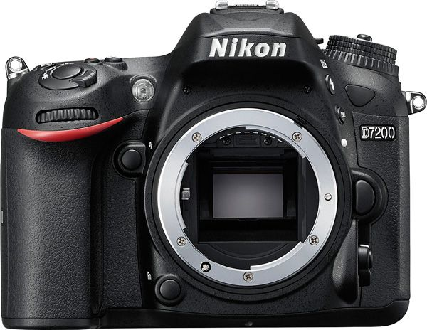 Nikon D7200 test review