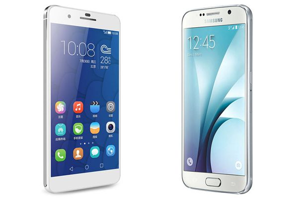 Honor 6+ vs Samsung Galaxy S6
