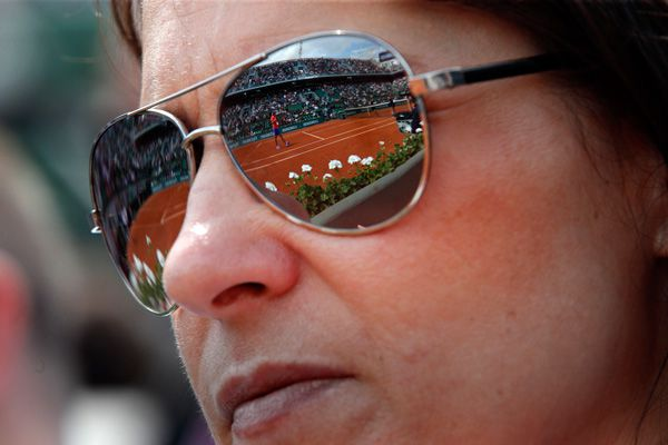Roland Garros 2015. Crédit photo : Christophe Ena