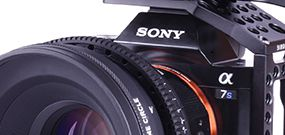 LookCircle Customise l'Alpha7 et le GH4