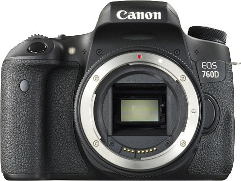 Canon 760D test review