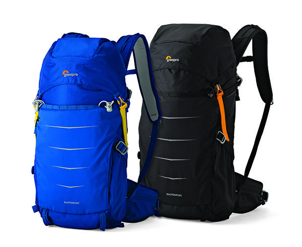 Lowepro Photo Sport BP 200 AW II et 300 AW II