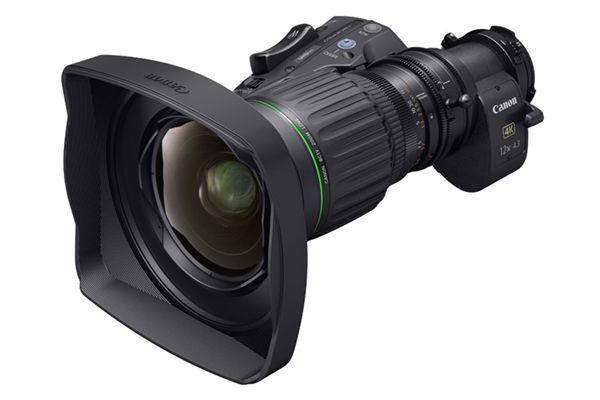 Canon CJ12ex4.3B zoom ultra grand-angle