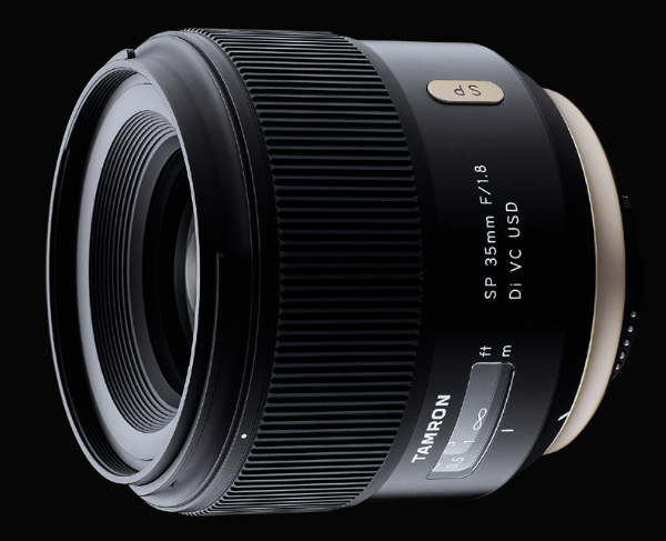 Tamron SP 35 mm f/1,8 Di VC USD