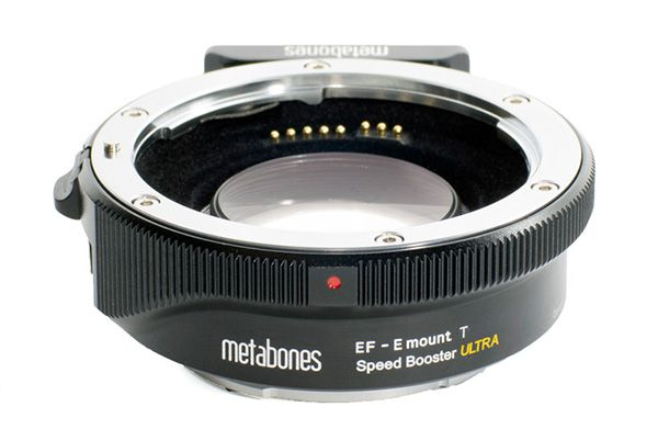 Metabones bague d'adaptation EF- E mount T