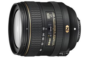 Nikon AS-S Nikkor DX 16-80 mm f/2,8-4E ED VR, test review complet