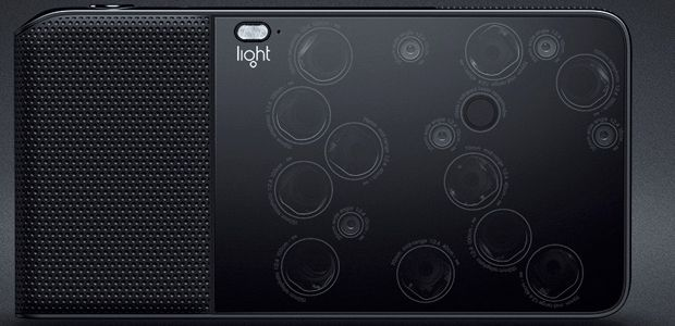 Light L16 : un appareil, 16 modules photo pour des images de 52 Mpx