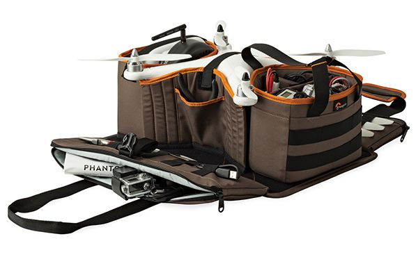 Lowepro DroneGuard Kit, solution de transport pour drone