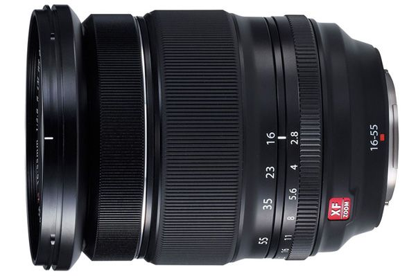 Fujifilm Fujinon XF 16-55 mm f/2,8 R LM WR test review