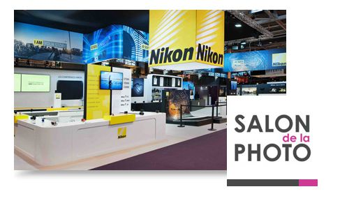 Nikon Salon de la Photo