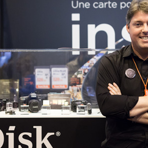Salon de la photo 2015 : rencontre avec Christophe Rocca