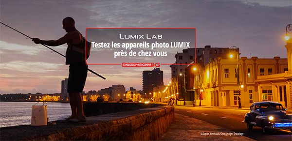 Panasonic Lumix Lab