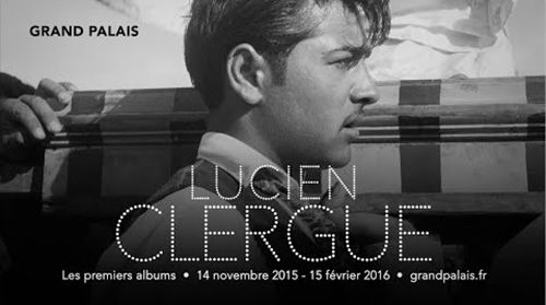 Exposition Lucien Clergue 2015-2016 au Grand Palais (Paris)
