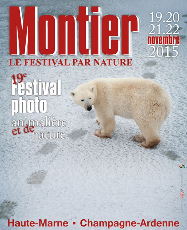 Festival photo animalière et de nature de Montier 2015