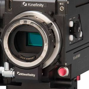 KineMINI 4K : la tueuse de RED ?