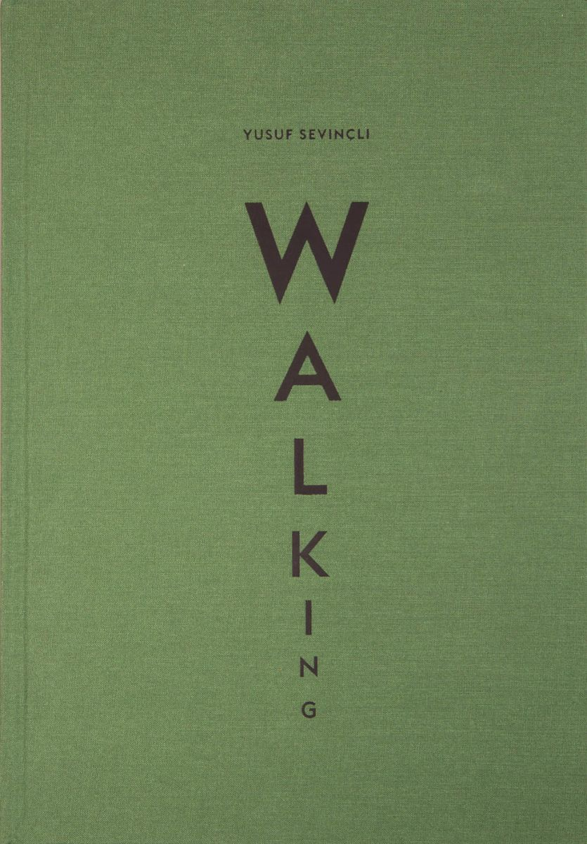 Walking, couverture