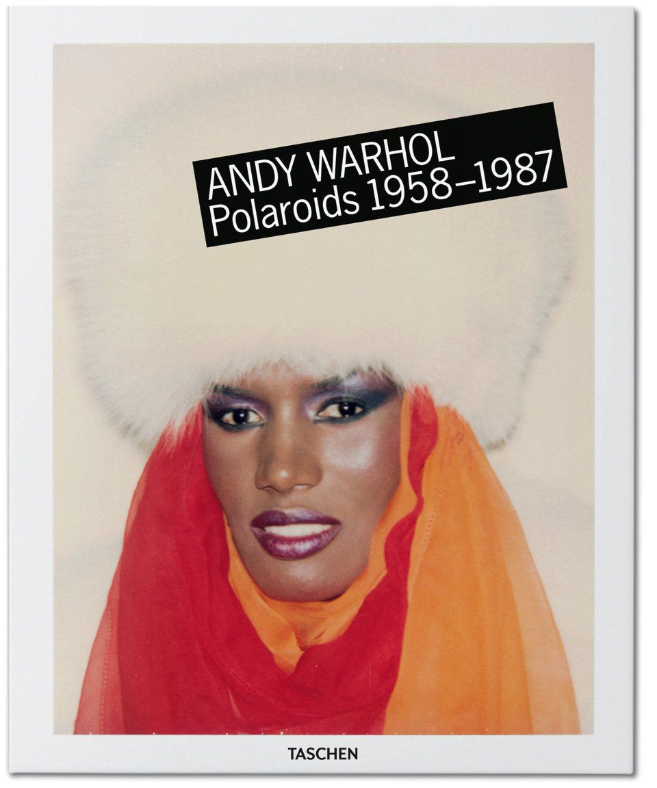 Andy Warhol – Polaroids 1958-1987, couverture