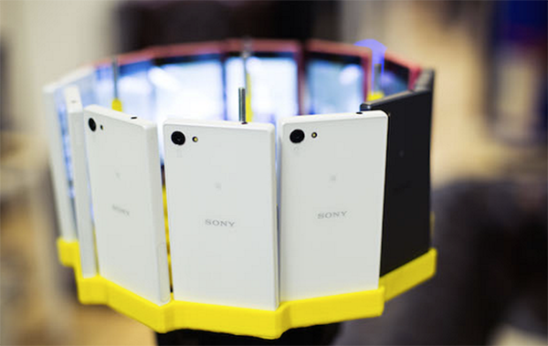 sony rig xperia