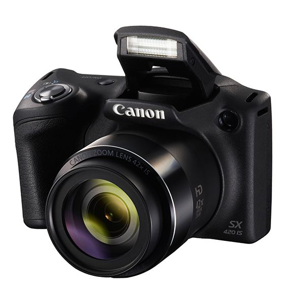 Canon PowerShot SX 42O IS