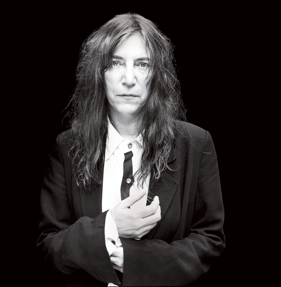 Photo Renaud Monfourny, Patti Smith