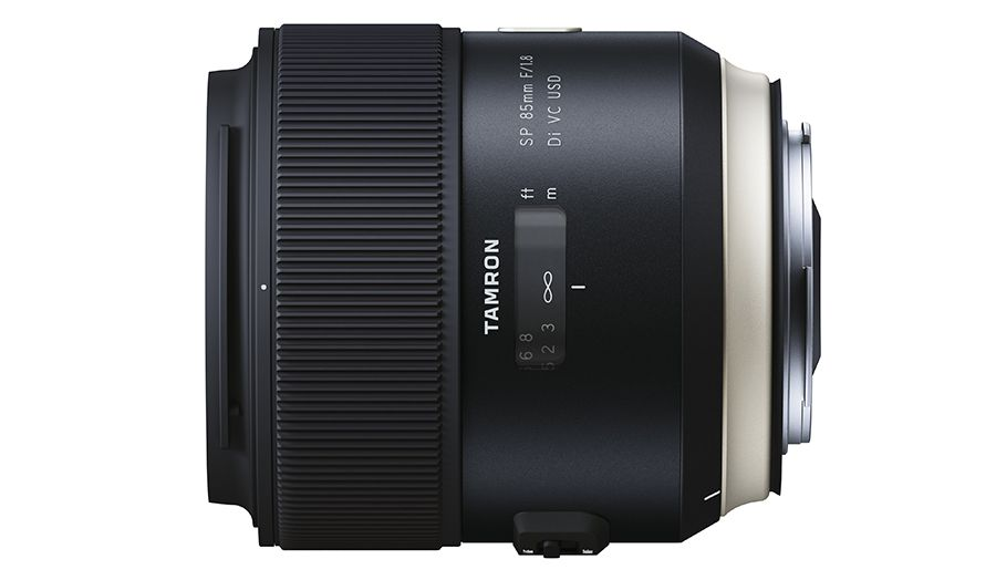 Tamron SP 85 mm f/1,8 Di VC USD, objectif focale fixe