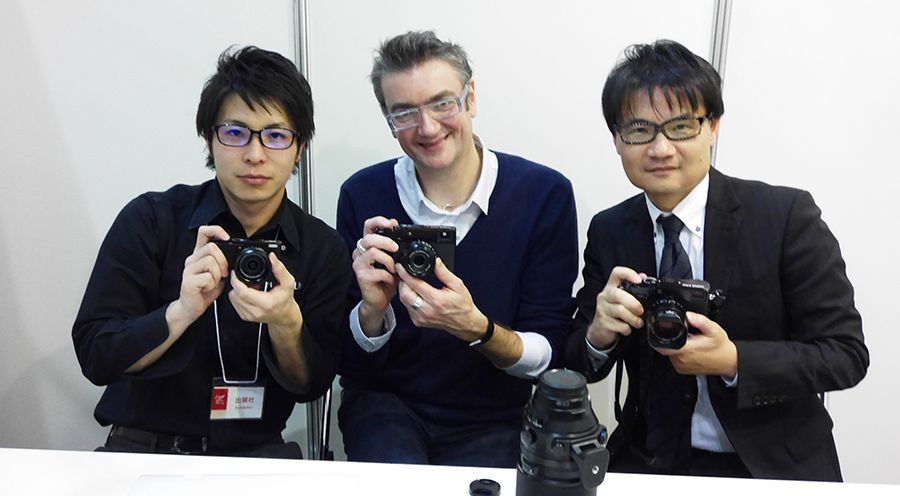 fujifilm cp plus 2016 interview