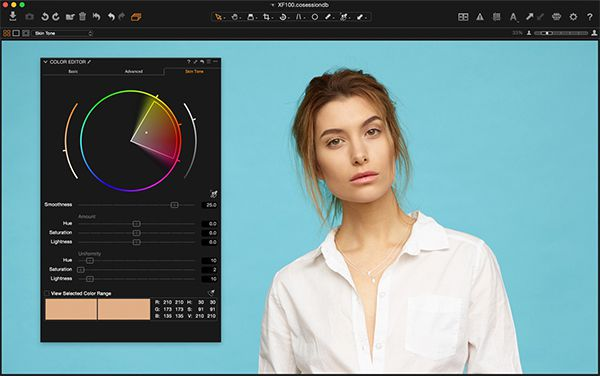 Phase One Capture One Pro 9.1