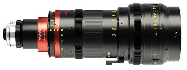Angineux Optimo Anamorphic 44-440 A2S
